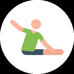 体力UP+疲れにくい身体づくり